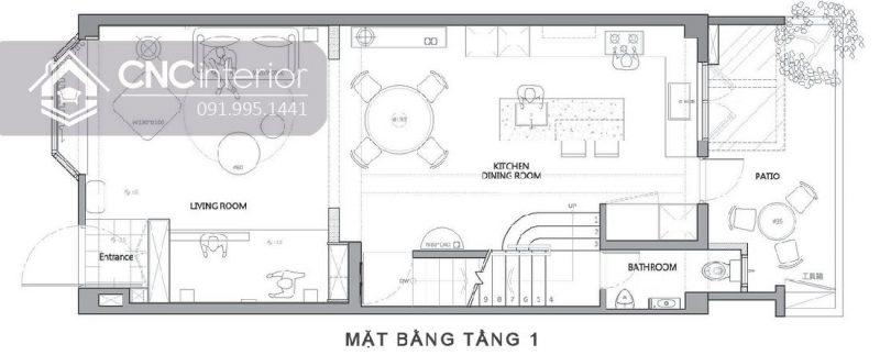 Biet thu Vung Tau Noi that CNC 28