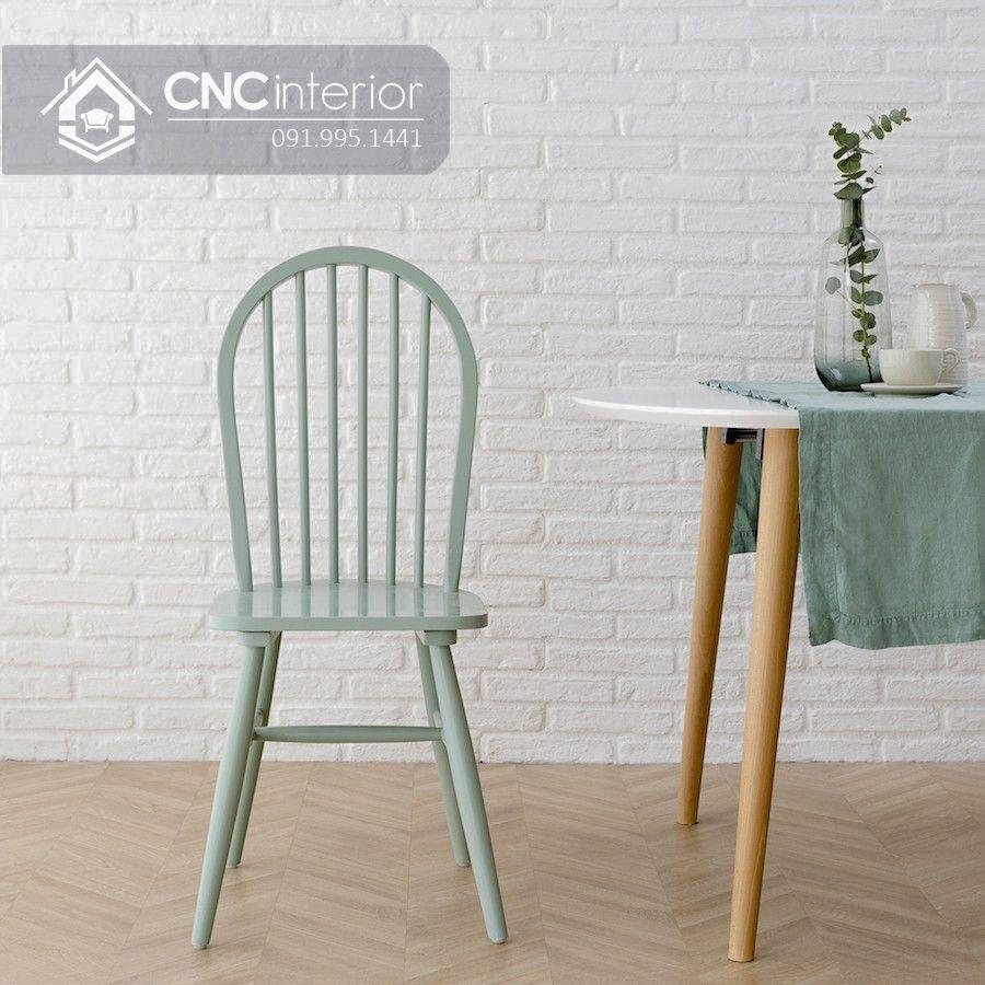 Bộ bàn ăn đẹp CNC 20