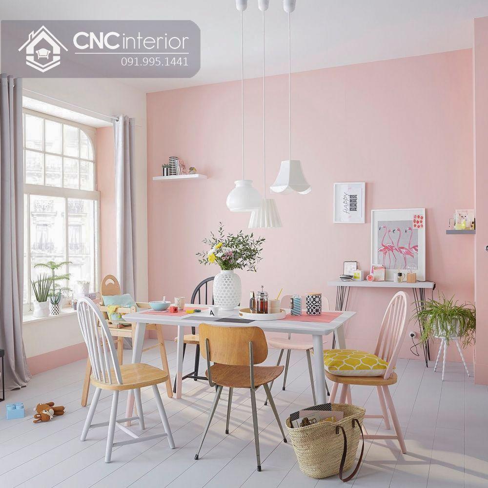 Bộ bàn ăn đẹp CNC 25