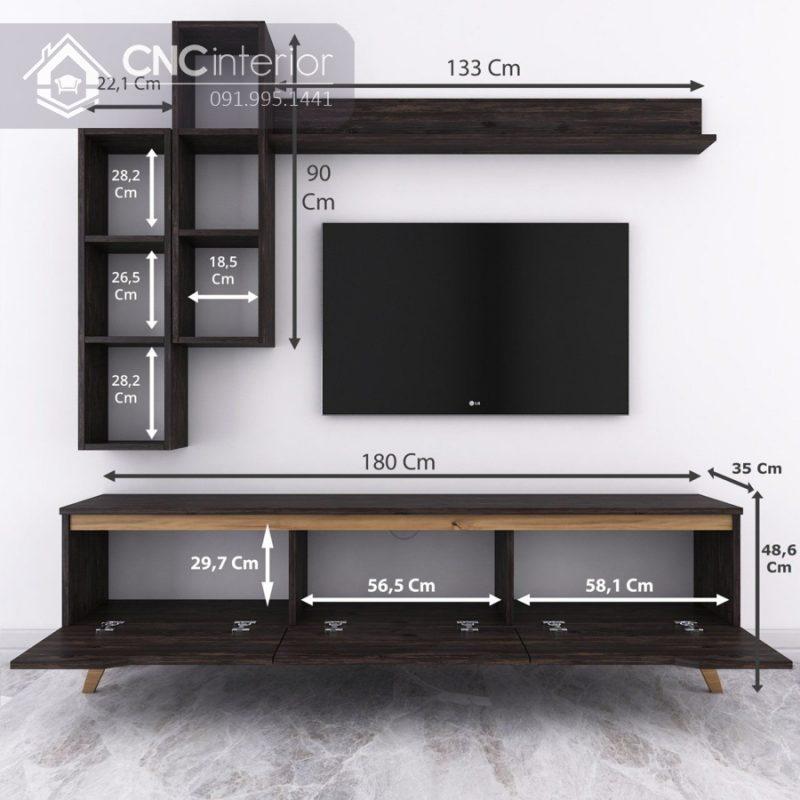 Ke tivi CNC 19
