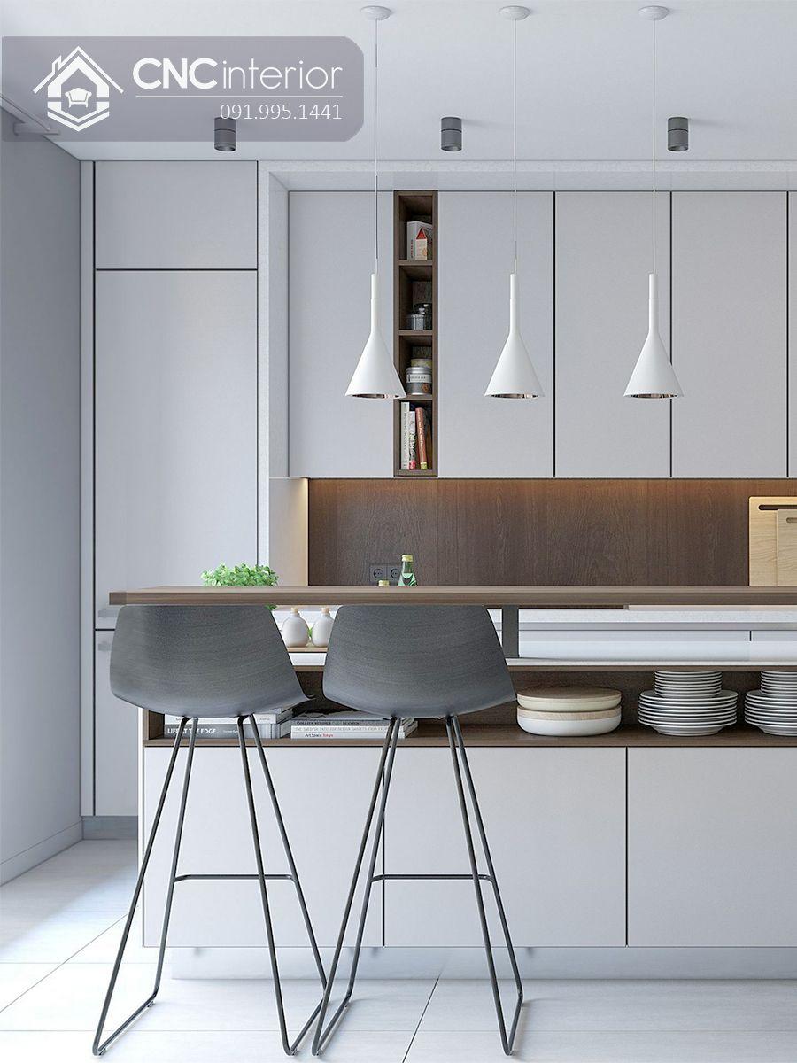 Tủ bếp đẹp CNC 37