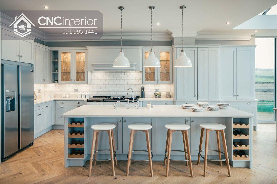 Tủ bếp đẹp CNC 47