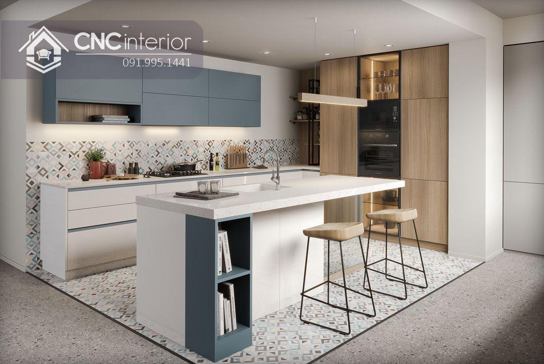 Tủ bếp đẹp CNC 50