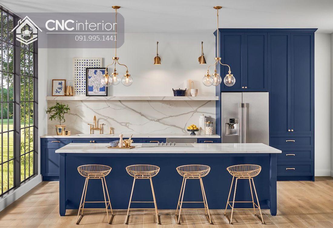 Tủ bếp đẹp CNC 02