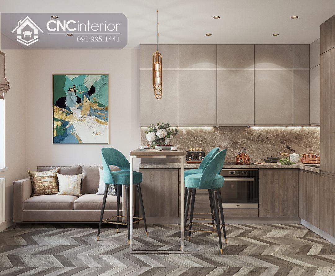 Tủ bếp đẹp CNC 15