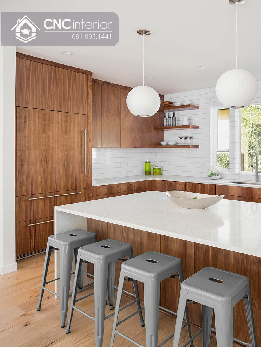 Tủ bếp đẹp CNC 20
