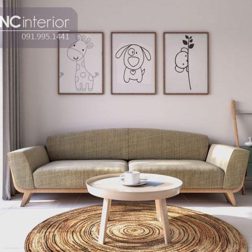 Ghế sofa CNC 03