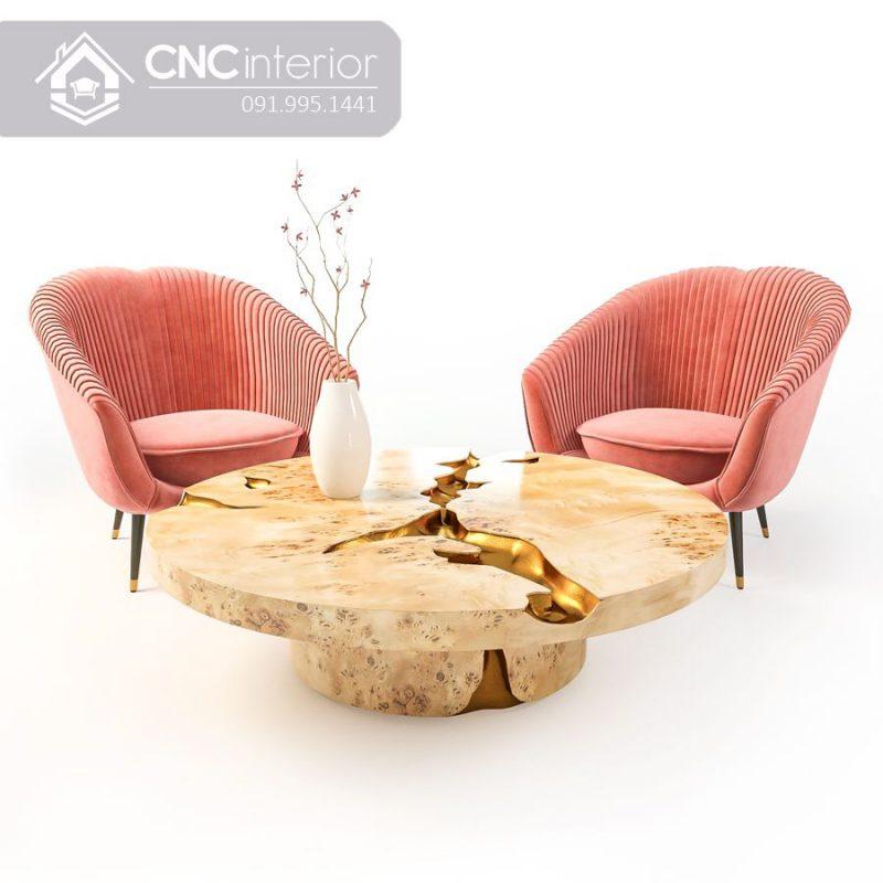 Ghế sofa CNC 12