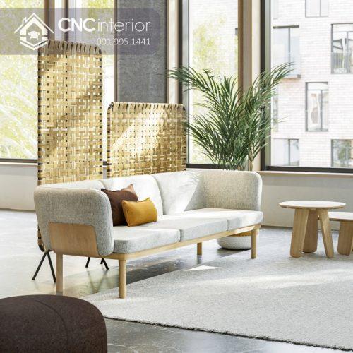 Ghế sofa CNC 13