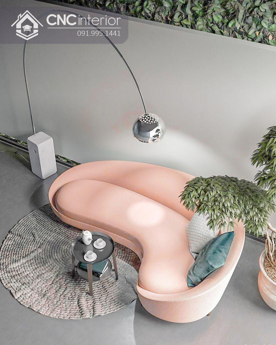 Ghế sofa cao cấp cho phòng khách sang trọng CNC 14 1