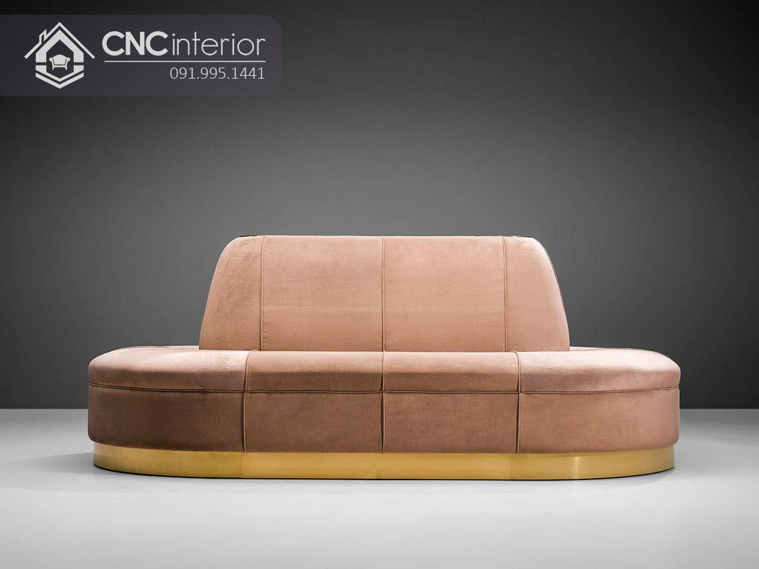 Ghế sofa bệt ghép đối độc đáo CNC 16