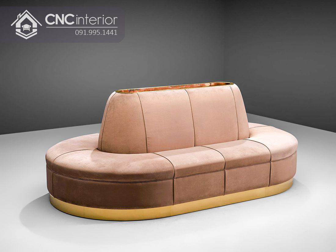 Ghế sofa bệt ghép đối độc đáo CNC 16 1