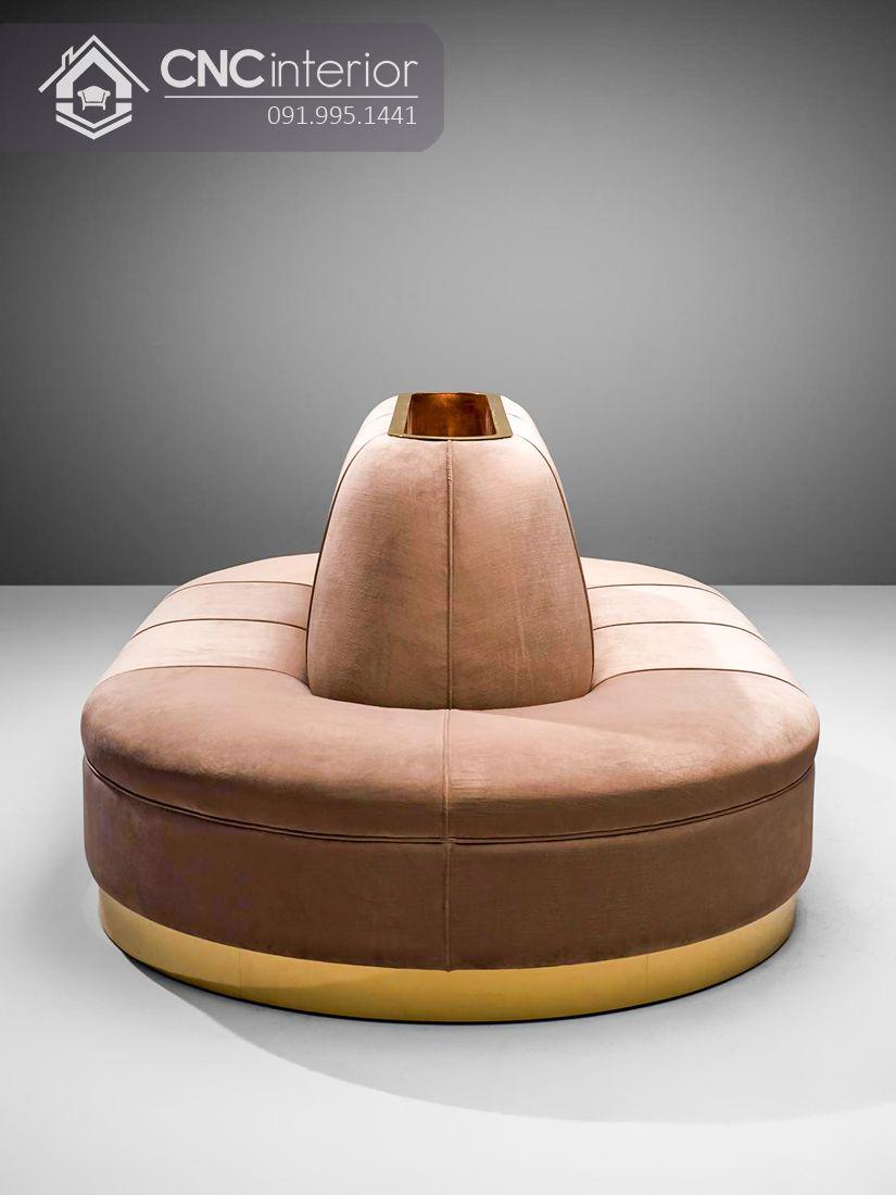 Ghế sofa bệt ghép đối độc đáo CNC 16 2