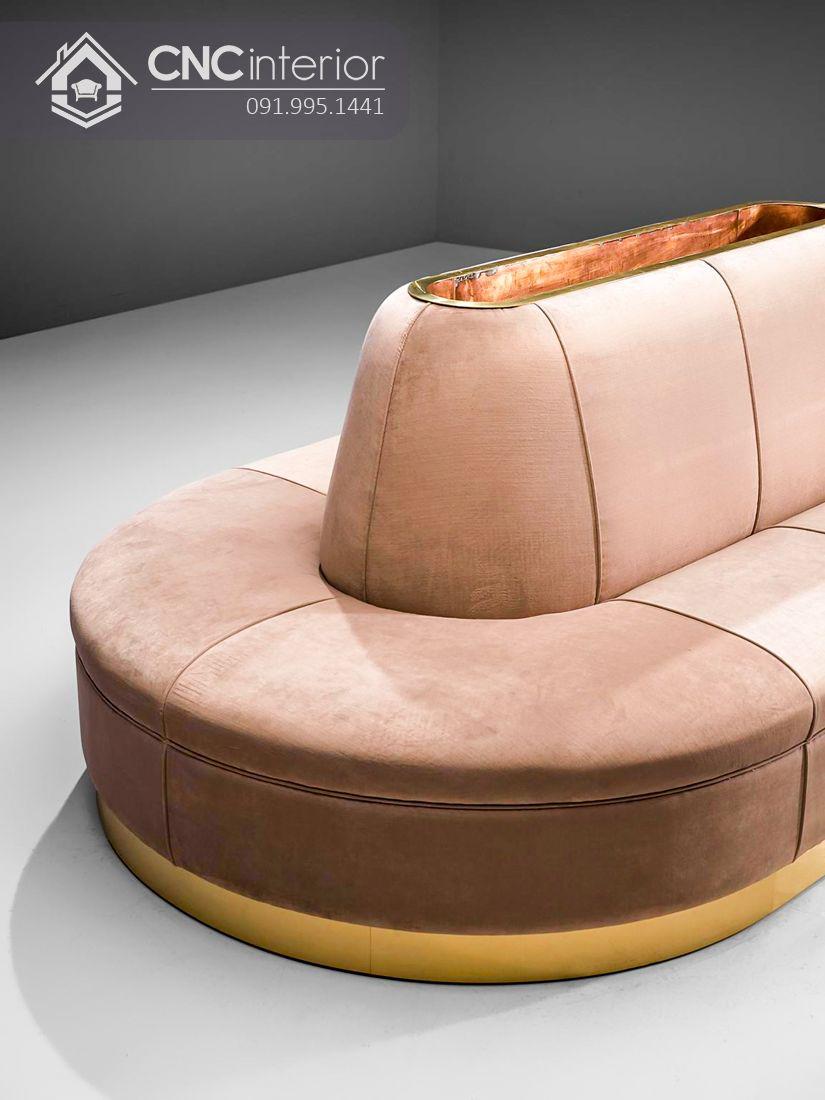 Ghế sofa bệt ghép đối độc đáo CNC 16 3