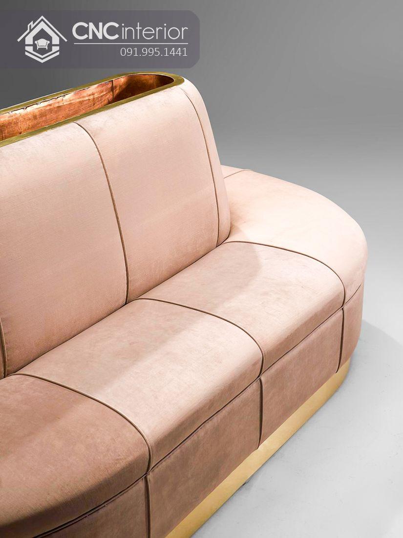 Ghế sofa bệt ghép đối độc đáo CNC 16 5