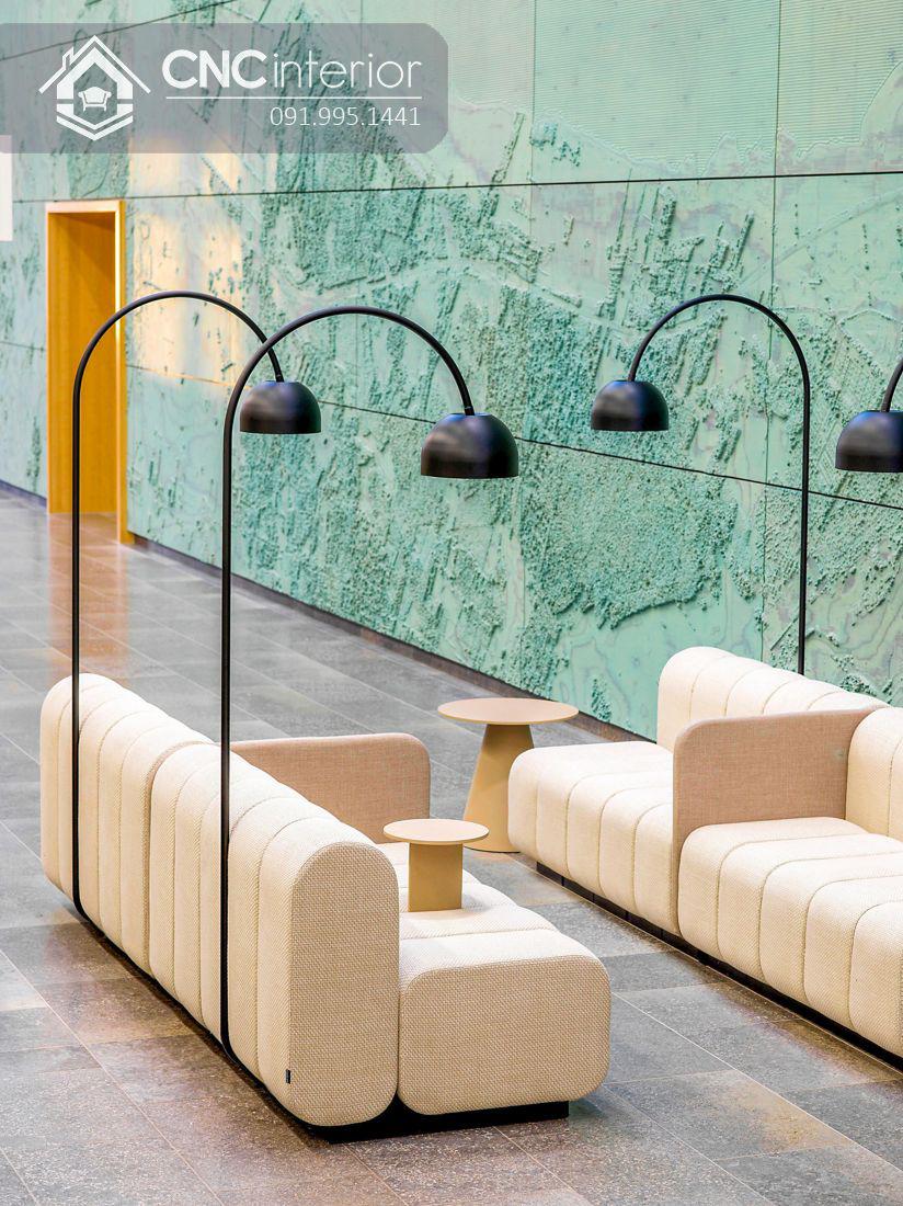 Ghế sofa hiện đại độc đáo cho văn phòng CNC 18 1