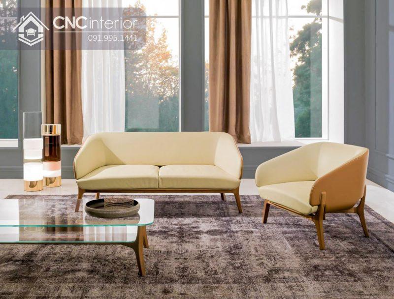 Ghế sofa CNC 22