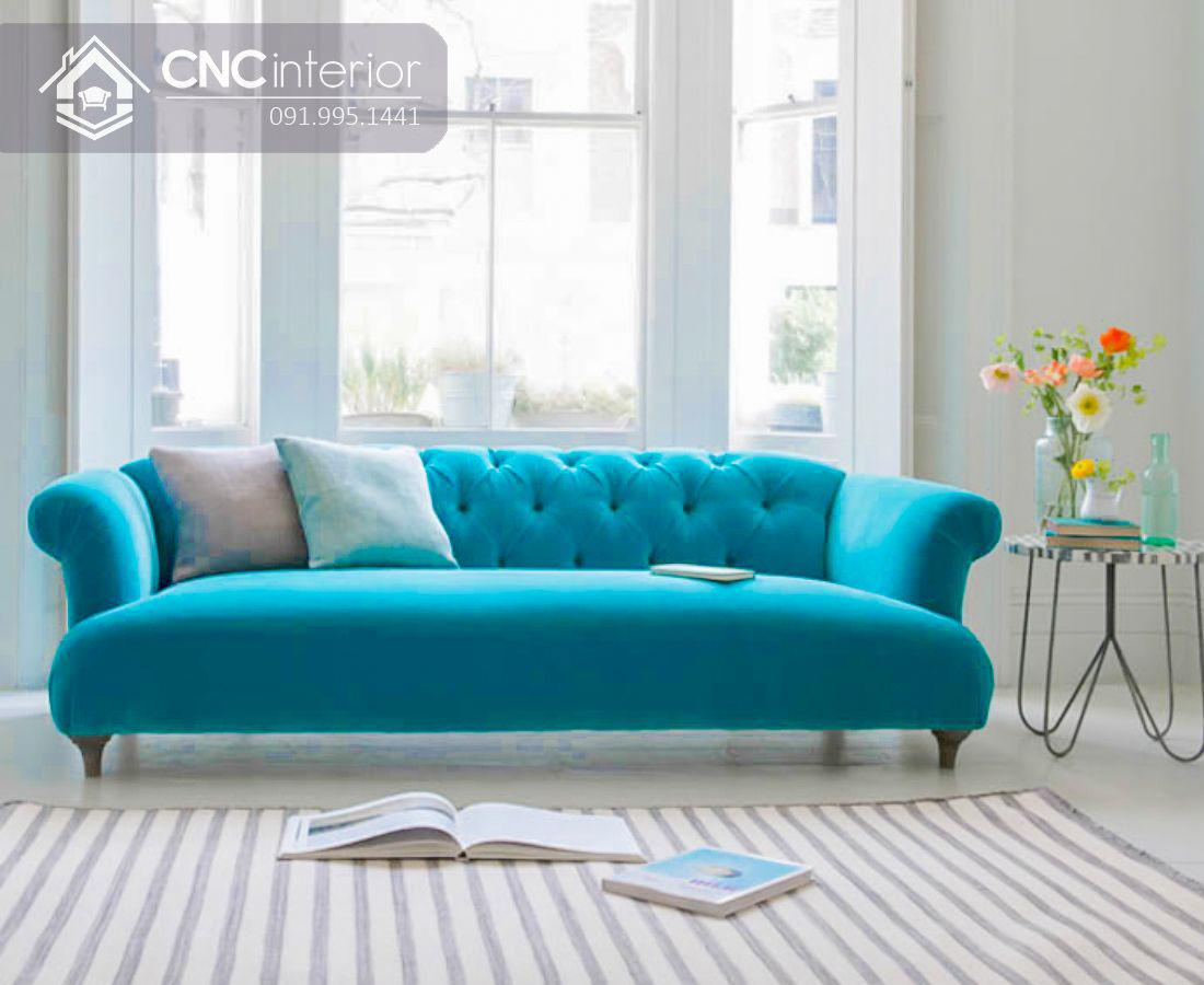 Ghế sofa dài 1m8 đẹp cho phòng khách CNC 24 1
