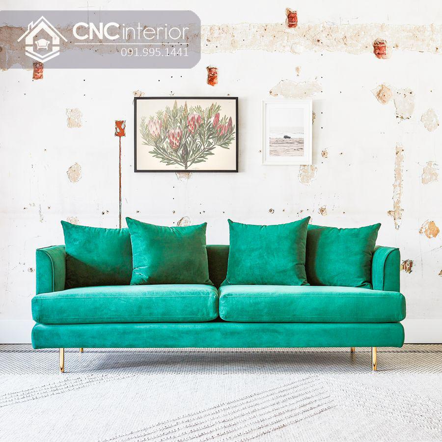 Ghế sofa hiện đại bằng gỗ cao cấp CNC 36