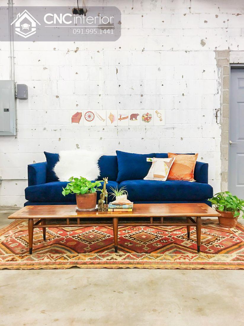 Ghế sofa hiện đại bằng gỗ cao cấp CNC 36 2