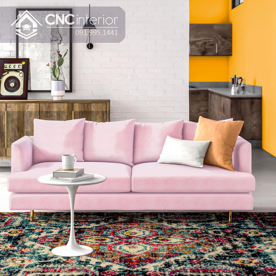 Ghế sofa hiện đại bằng gỗ cao cấp CNC 36 3