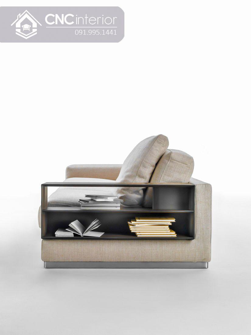 Ghế sofa dài đa năng CNC 39