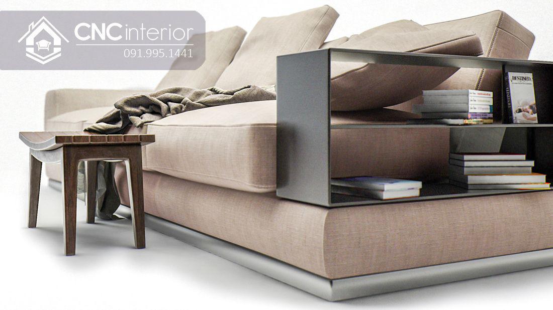 Ghế sofa dài đa năng CNC 39 1