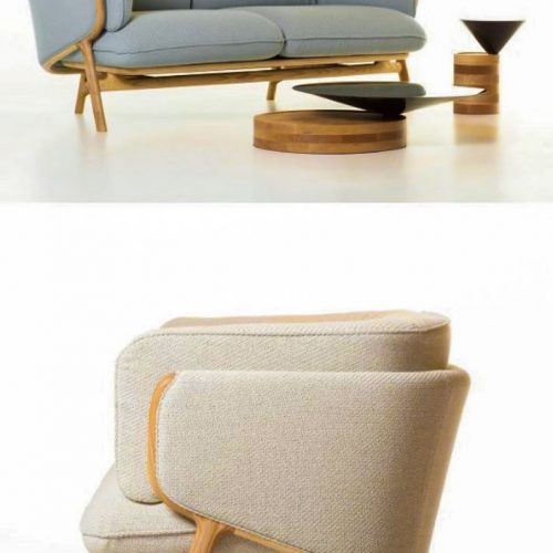 Ghế sofa CNC 45