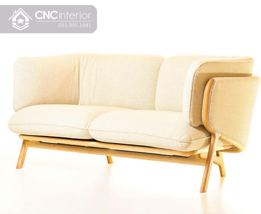 Ghế sofa phòng khách đẹp CNC 45 1
