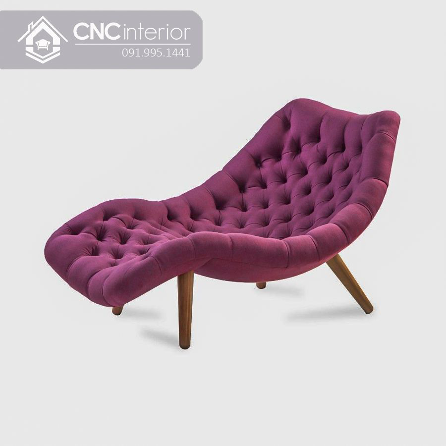Ghế sofa giường đơn nhỏ gọn CNC 47