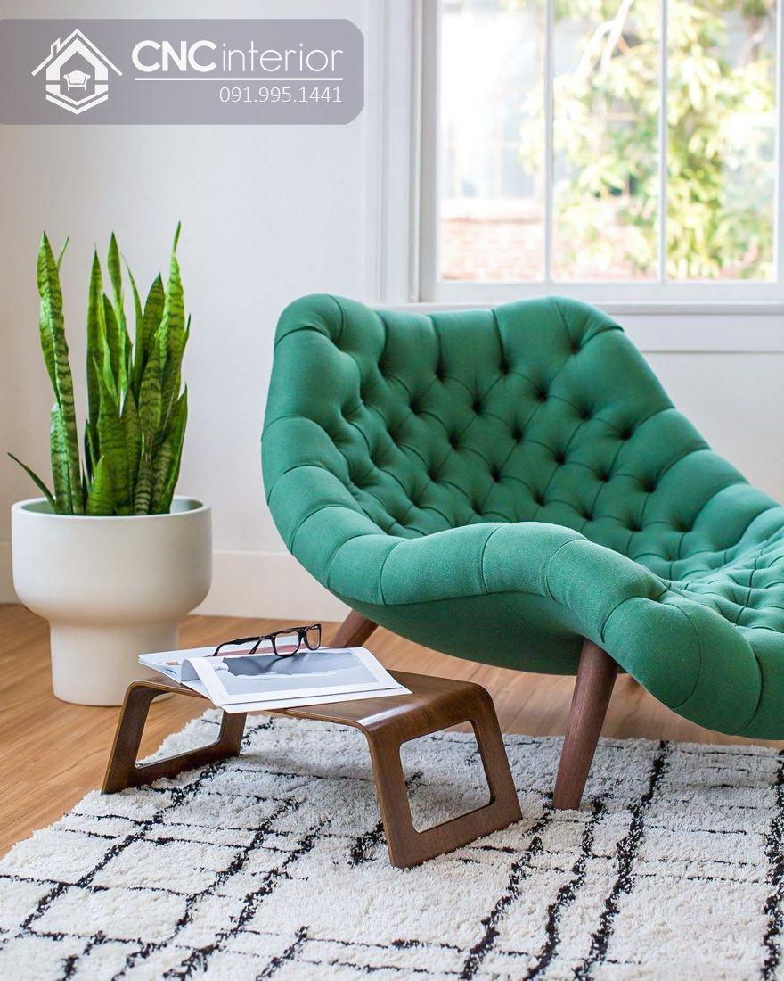Ghế sofa giường đơn nhỏ gọn CNC 47 1