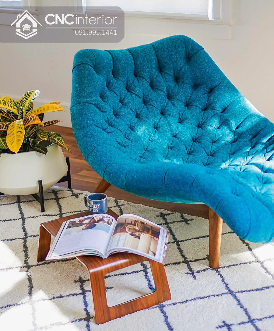 Ghế sofa giường đơn nhỏ gọn CNC 47 2