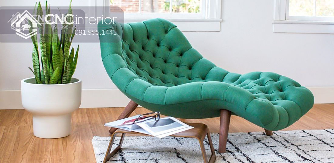 Ghế sofa giường đơn nhỏ gọn CNC 47 4
