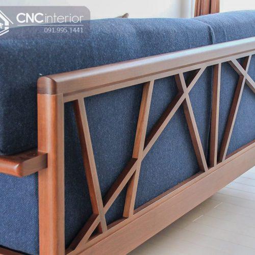 Ghế sofa CNC 52