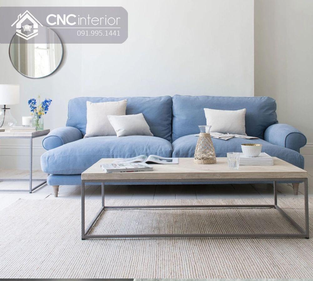 Ghế sofa nhỏ CNC 05