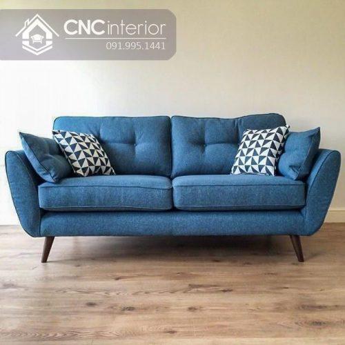 Ghế sofa nhỏ CNC 06