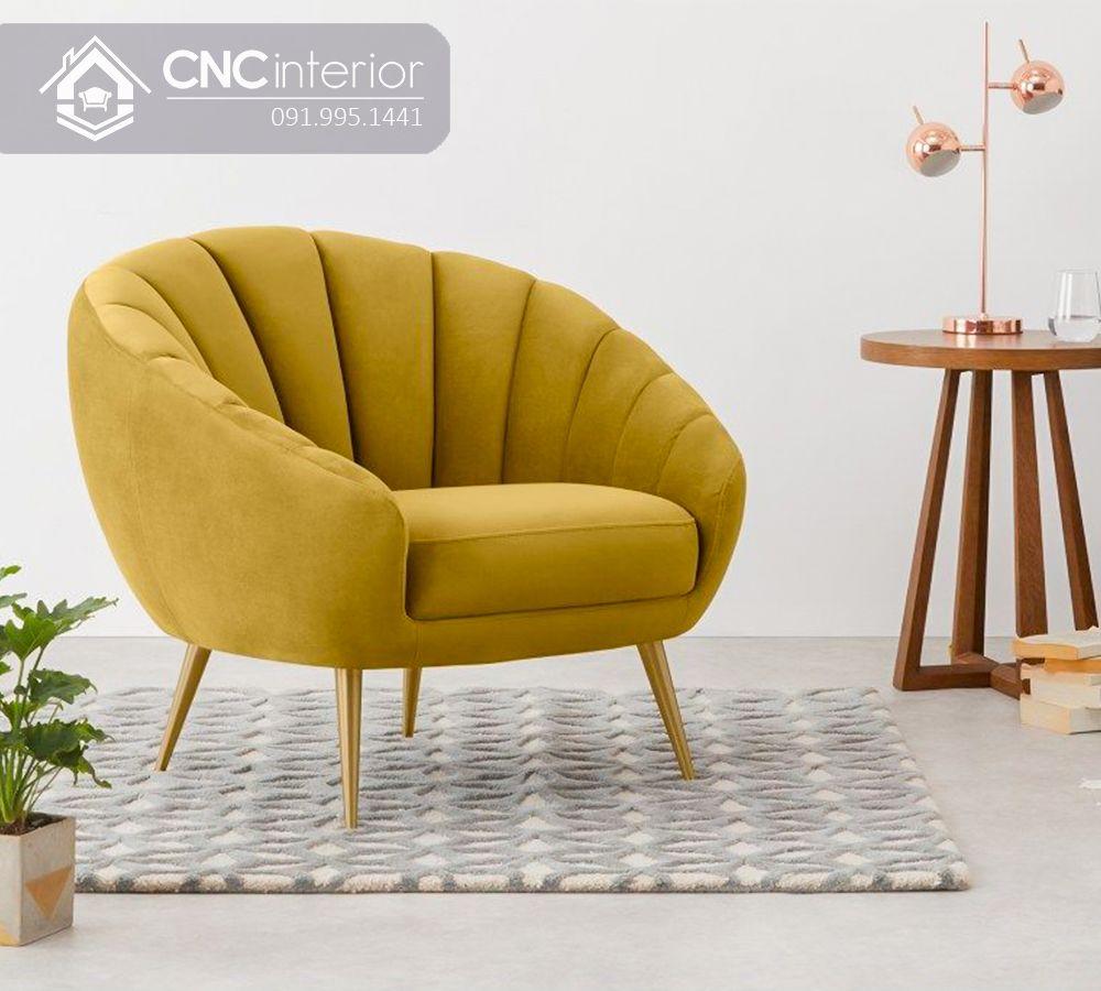 Sofa mini gọn gàng cho nhà nhỏ CNC 07 2