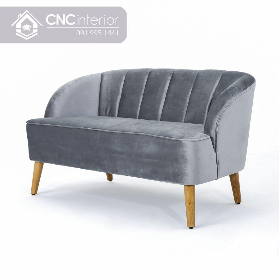 Sofa đẹp cho phòng khách nhỏ tphcm CNC 09 2