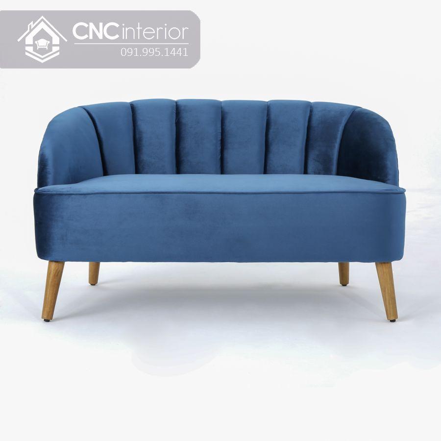 Sofa đẹp cho phòng khách nhỏ tphcm CNC 09 3