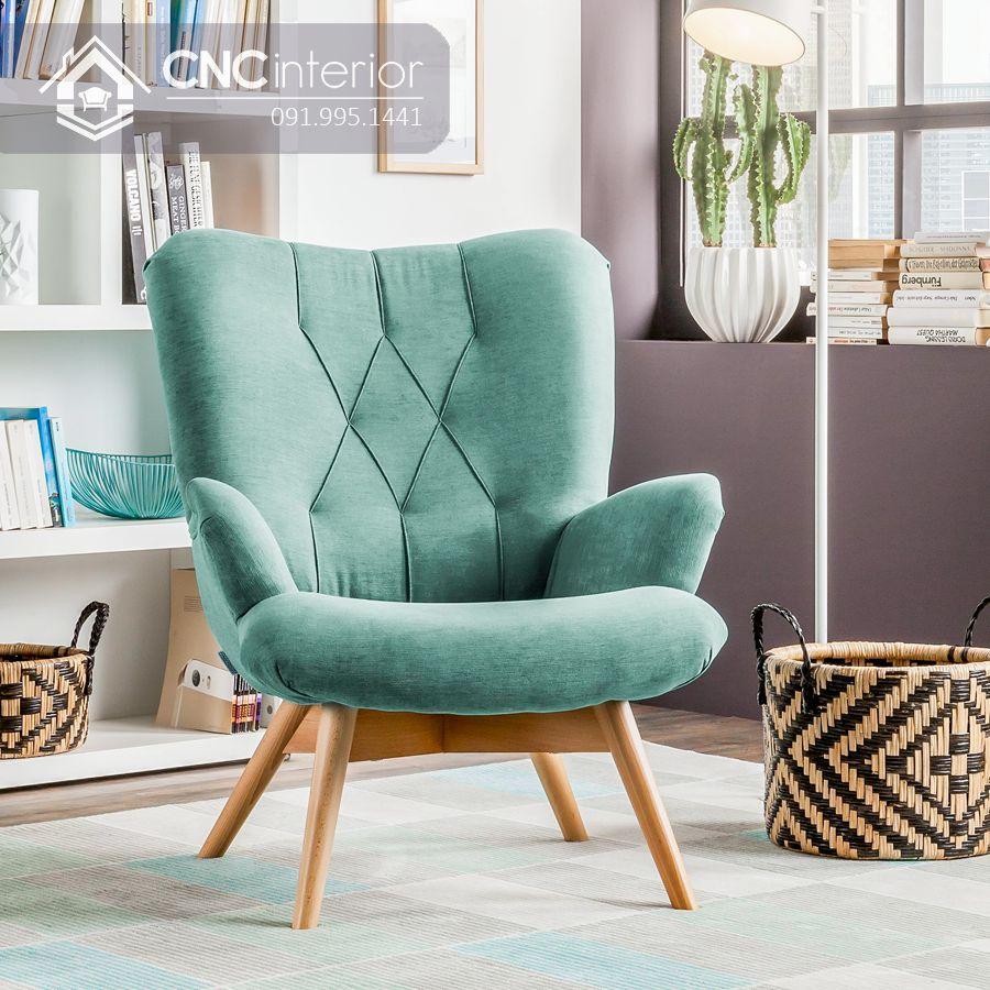 Ghế sofa nhỏ CNC 10