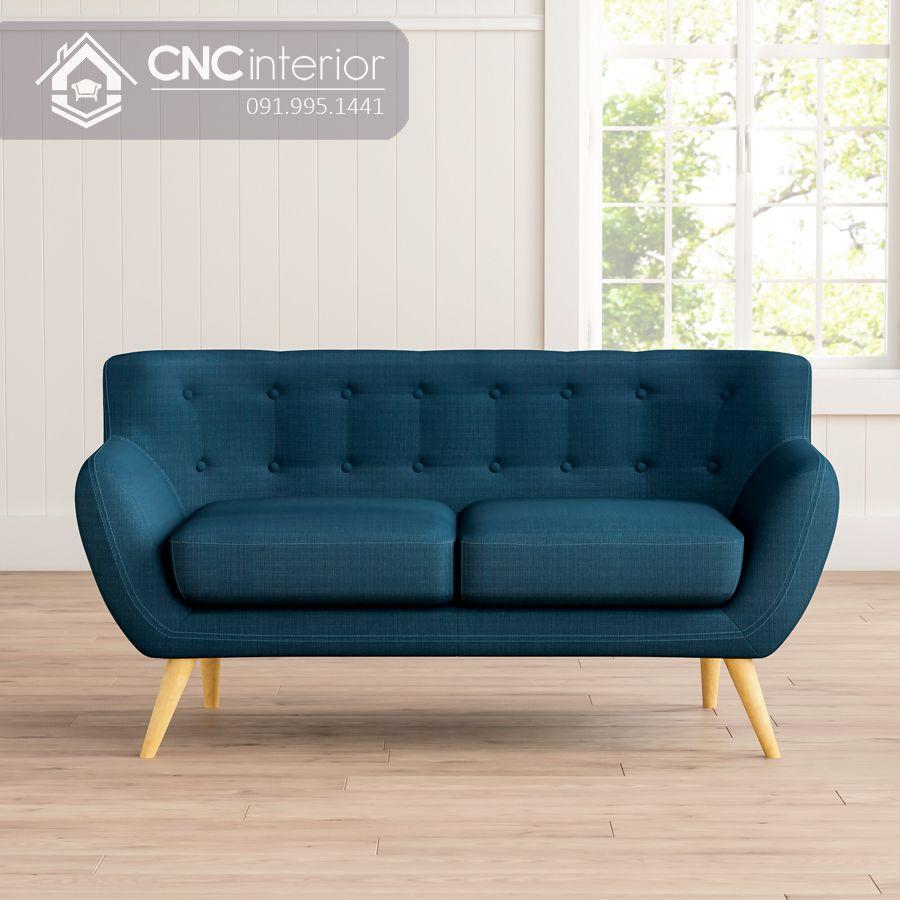 Ghế sofa nhỏ hiện đại cho quán cafe CNC 13 3