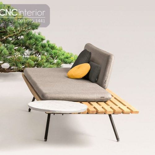 Ghế sofa nhỏ CNC 14