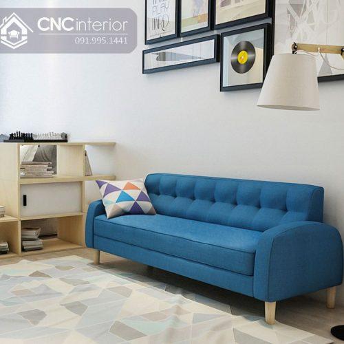 Ghế sofa nhỏ CNC 16
