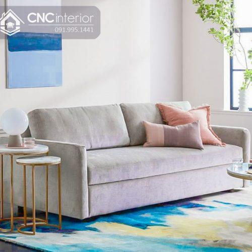 Ghế sofa nhỏ CNC 18