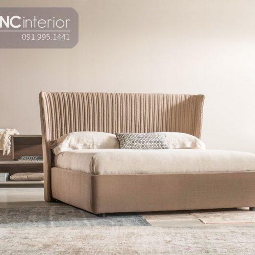Giường ngủ đẹp CNC 06