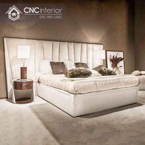 Giường ngủ đẹp CNC 08