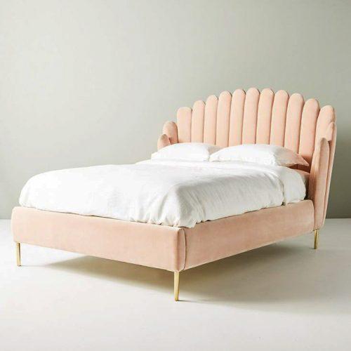 Giường ngủ đẹp CNC 11