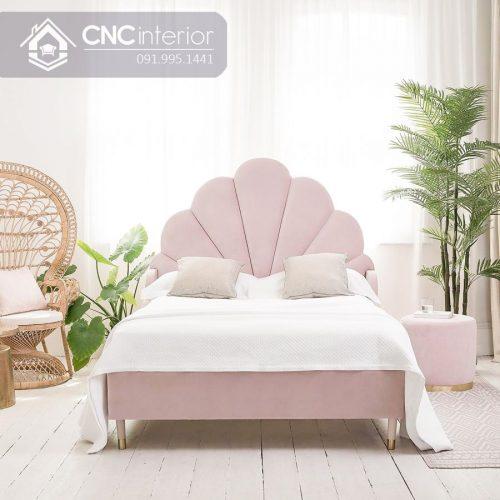 Giường ngủ đẹp CNC 12