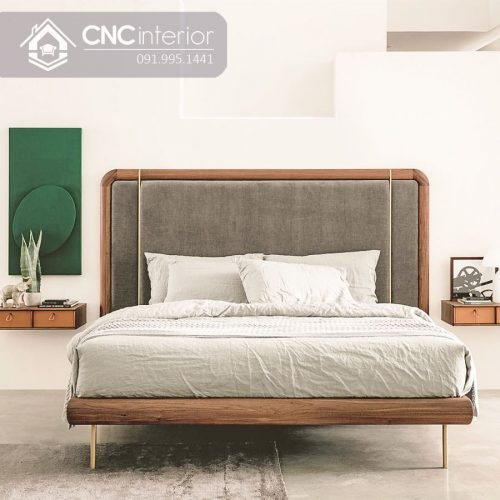 Giường ngủ đẹp CNC 13