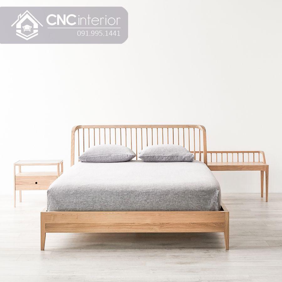 Giường ngủ đẹp CNC 14